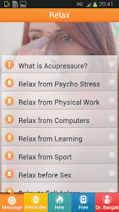 Relax NOW With Acupressure. screenshot 5