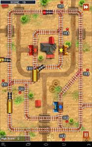 Addictive Wild West Rail Roads screenshot 10