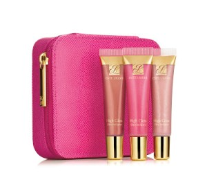 <br /> Estee Lauder Elizabeth Hurley High Gloss Lip Color Collection
