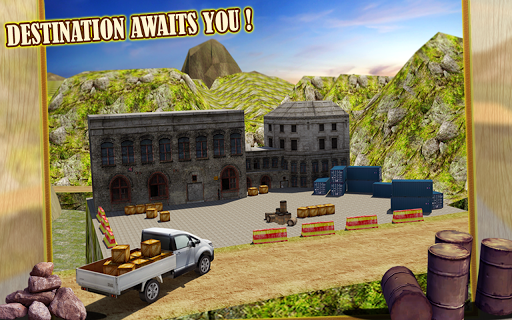4x4 Hill Driver 3D Free screenshot 07