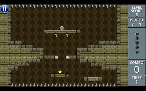 Freaky Faller screenshot 1