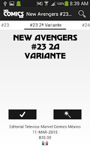 Mis Comics MX screenshot 1
