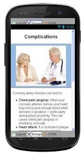 Coronary Artery Information screenshot 5