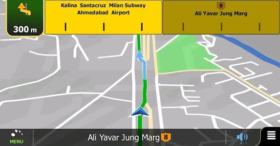 ANS Navigator Android (India) screenshot 4