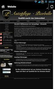Autopflege-Picobello screenshot 4