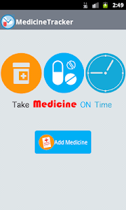 Medicine Tracker PRO screenshot 0