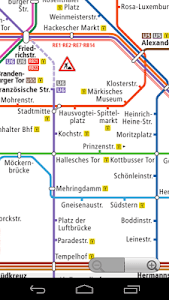 Berlin Subway Map screenshot 2