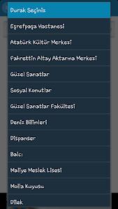 İzmir Akıllı Durak screenshot 12