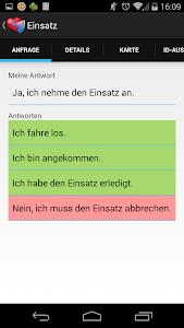 Mobile Retter screenshot 3