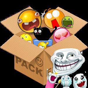 Emoticons pack, Memes