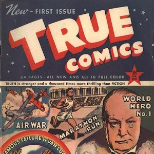 True Comics#1 Parents Magazine