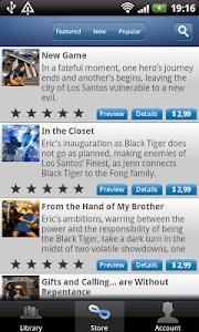 Beyond Time Comics screenshot 0