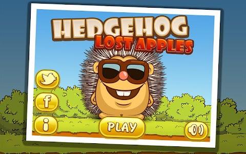 Hedgehog – Lost apples screenshot 8