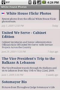 Whitehouse.gov screenshot 1