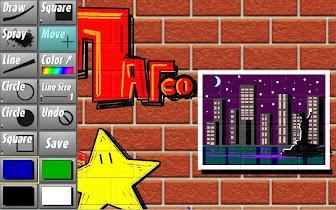 eGraffiti - screenshot thumbnail 05