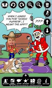 Comic Puppets screenshot 1