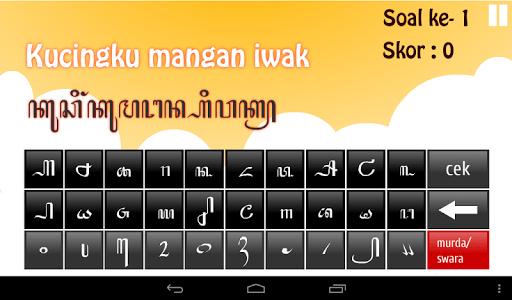 Akswa - Belajar Aksara Jawa screenshot 10