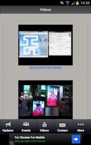 Hacker Update screenshot 3