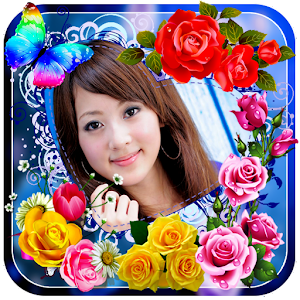 Rose Flower Photo Frames - Android Apps on Google Play