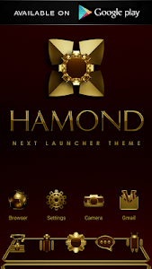 HAMOND Poweramp widget pack screenshot 4