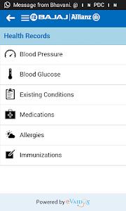 Bajaj Allianz Virtual Doctor screenshot 5