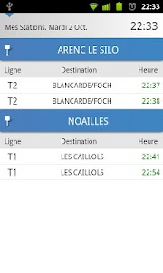 Marseille TRANSPORT screenshot 4