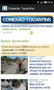 Conexão Tocantins screenshot 1