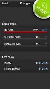 FISZKI Francuski Słownictwo 1 screenshot 4