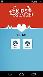 Kids Vaccination screenshot 0