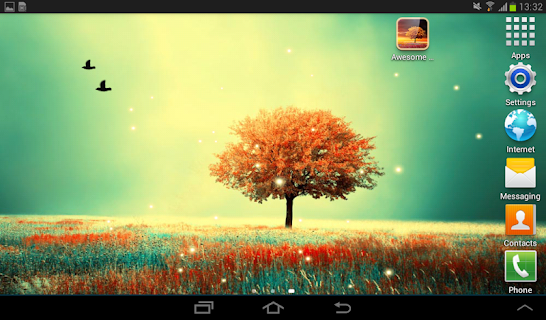 Awesome Land Live Wallpaper screenshot 11
