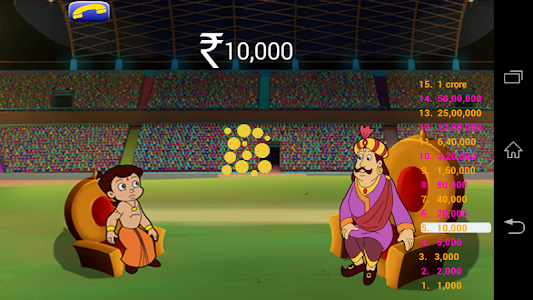 Cricket Quiz with Bheem screenshot 1