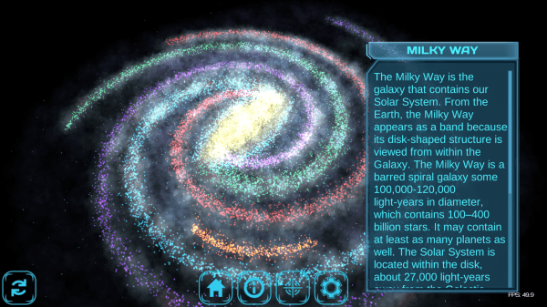 3D Galaxy Map - Android Apps on Google Play