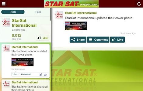 StarSat International screenshot 17