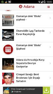 Adana Haberleri screenshot 3