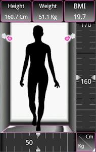 FASHION BMI - Free screenshot 5