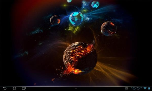 Deep Space 3D Pro lwp - Android Apps on Google Play