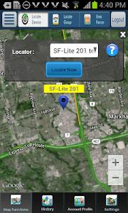 Location Now screenshot 1