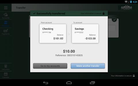 Home Federal Bank Tablet screenshot 5