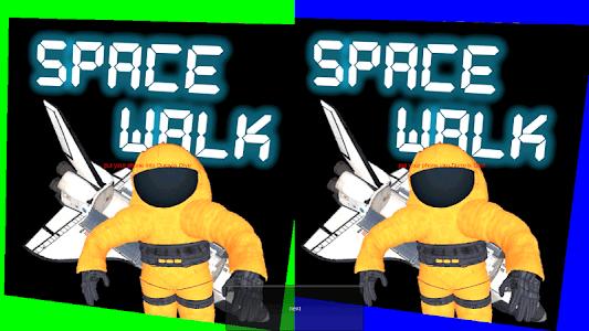 VR Space Walk screenshot 0