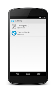 SwiftSMS screenshot 3