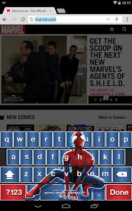 Amazing Spider-Man 2 Keyboard screenshot 4