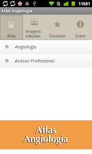 Atlas Angiologia screenshot 0