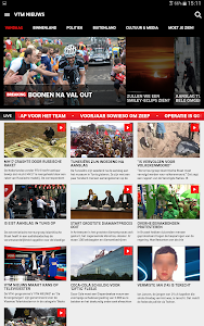 VTM NIEUWS screenshot 8