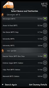 BRTS Way screenshot 4