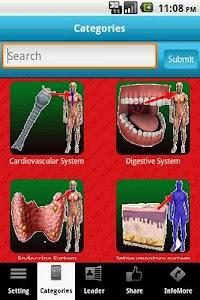 3D Body Anatomy Doctor LITE screenshot 0