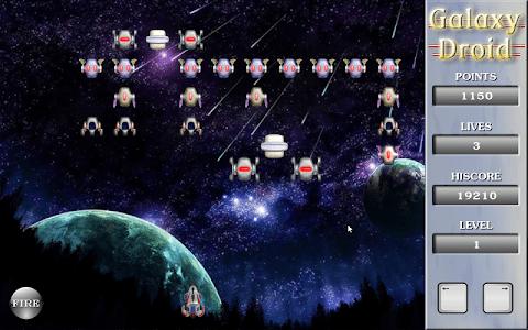 Galaxy Droid screenshot 6
