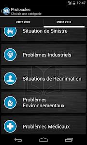 Paramédic Québec screenshot 1