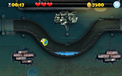 Rolling Roll - Running Game screenshot 3