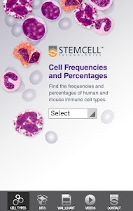 Cell Frequencies & Percentages screenshot 0