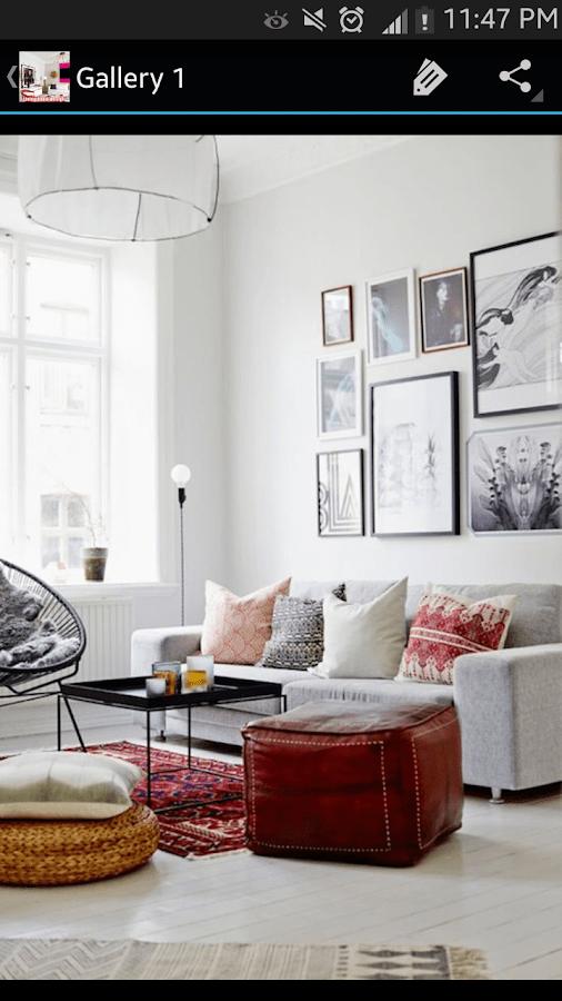 Design My Living Room App